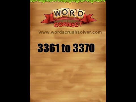 Word Connect Level 2361 2362 2363 2364 2365 2366 2367 2368 2369 2370