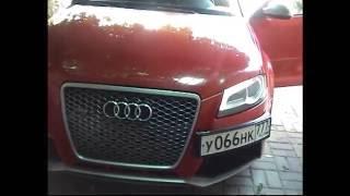 🚘Как Выглядит Спорткар Автомобиль Audi Rs3