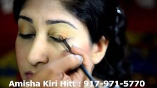 Styling Aatka Feroz (Miss Pakistan 2014) by Amisha Hitt Thumbnail