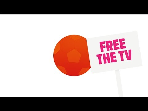 Why pay for sports? Free the TV with Saorview