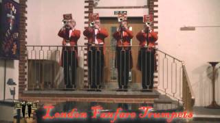 The London Fanfare Trumpets - Fanfare 3