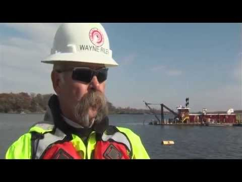 WAND TV News: $91 Million Dredging Project Starts In Decatur