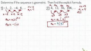 Alg2 041217 Geometric Sequences