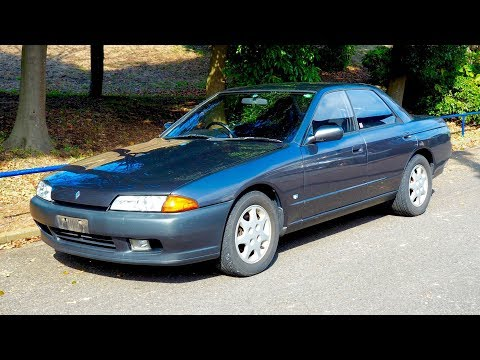 Nissan Skyline R32 GTS Non-Turbo (USA Import) Japan Auction Purchase Review