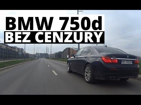 BMW 750d BEZ CENZURY Zachar OFF