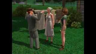 """The Sims 3 сериал """"Любовь в твоем сердце"""" 1 серия (с озвучкой)"""