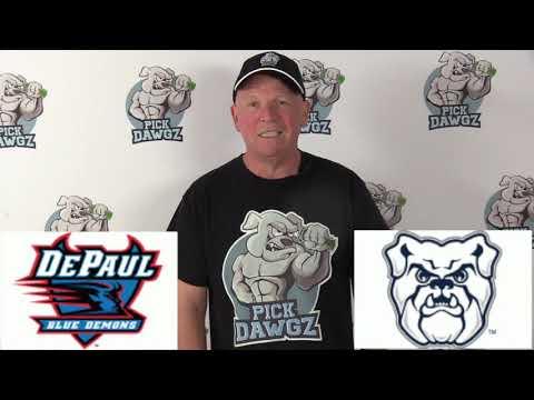 Butler vs DePaul 2/29/20 Free College Basketball Pick and Prediction CBB Betting Tips