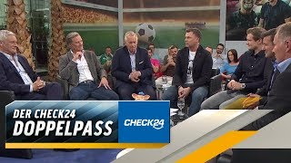 Lothar Matthäus als Trainer des FC Bayern?   SPORT1 DOPPELPASS