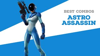 Meilleurs Combos Astro Assassin - France Fortnite Skin Examen