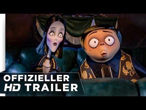 Die Addams Family - Trailer deutsch/german HD