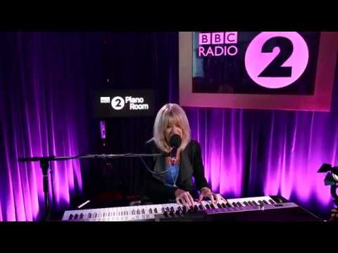 Christine McVie performing Songbird live in BBC Radio 2's Piano Room (13th June 2017)