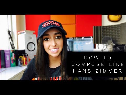 How To Compose Like Hans Zimmer!