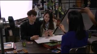 CNBLUE Minhyuk & Krystal - Behind The Kiss (full)