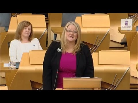Members' Business - Scottish Parliament: 9th October 2014