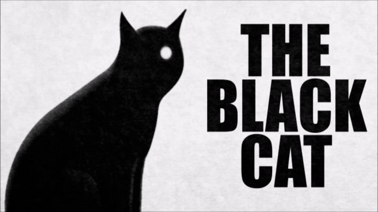 edgar allen poe the black cat Poe's macabre style is the cat's pajama plan your 60 minutes lesson in english /  language arts or gothic with helpful tips from julie ferreira.