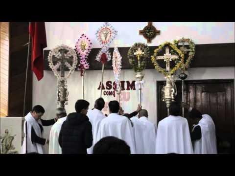 Vigília Pascal e Festa da Vida Interparoquial (Aborim, Aguiar, Cossourado, Panque, Quintiães) 2016