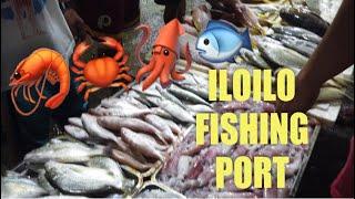 SEAFOOD PALUTO | ILOILO FISH PORT VLOG + DENT PRO