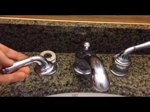 Moen 4570 Handle Fell Off. But Then I Fixed It. Here\'s How. - YouTube