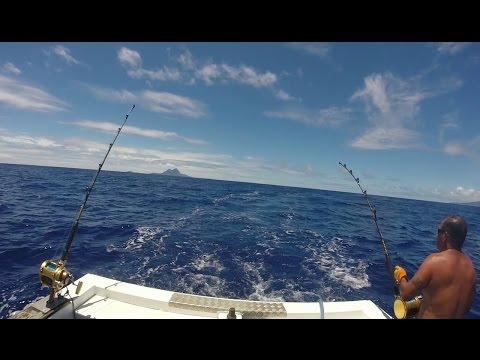 "A Ahi Nui (3) Pêche en Haute Mer ""Spécial Hawaiki Nui"" - Yellowfin"