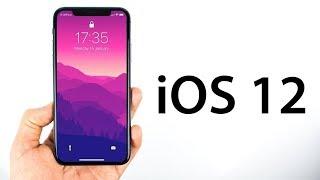 Обновление! IOS 12! На iPhone SE!
