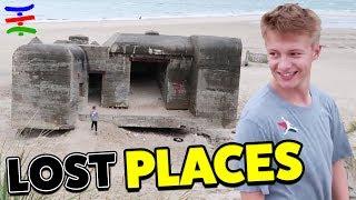 KRASS! Alte Bunker entdeckt! Lost Places #1 😁 TipTapTube Family 👨👩👦👦
