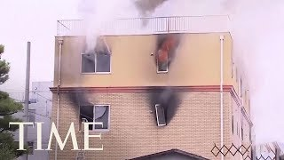 A Fire At Kyoto Animation Killed 33 People | TIME