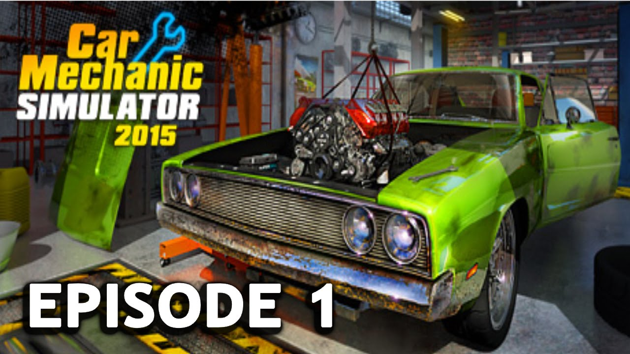 Let S Play Car Mechanic Simulator