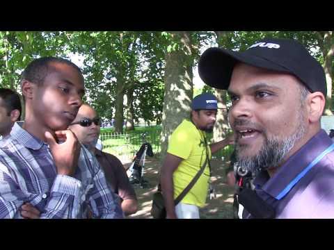Hashim In The Park || School's Open
