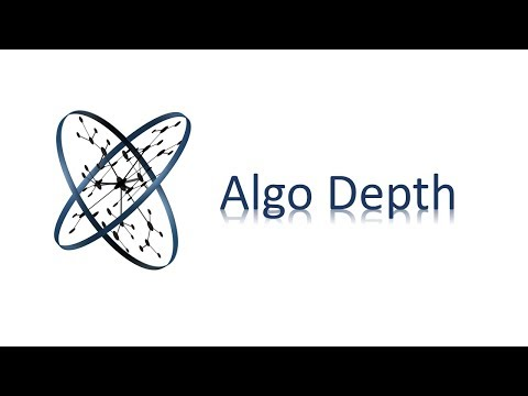 Welcome To Algo Depth