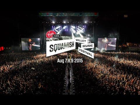 Squamish Valley Music Festival 2015 | Recap Video | #SVMF