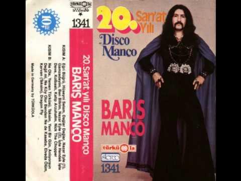 Barış Manço - Gamzedeyim (20. Sanat Yılı Disco Manço) (1980)
