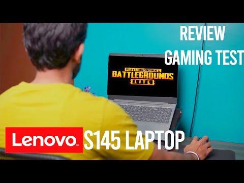Lenovo S145 Amd Ryzen 3 laptop review,PUBG gaming test.Best budget laptop under 23000 | 2019(part 2)