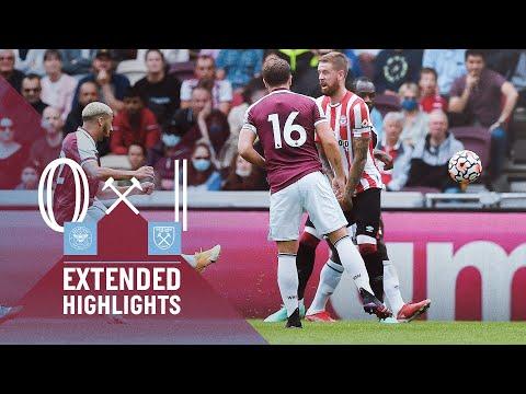 EXTENDED HIGHLIGHTS |  BRENTFORD 0-1 WEST HAM UNITED