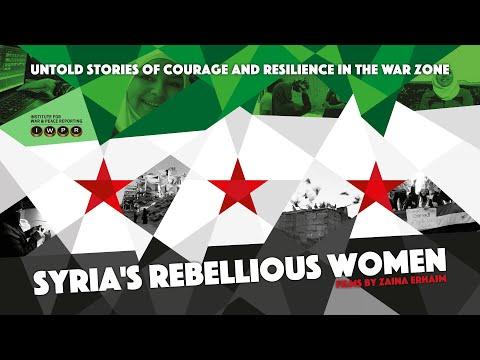 Syria's Rebellious Women Films