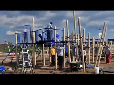 Playground Equipment Installation | Video | JoGo Equipment