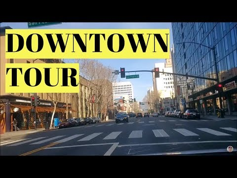 San Jose City Downtown Tour | Nitinkumar Gove