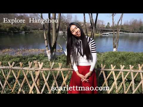 Experience BEST places West lake, temple with Private tour guide Scarlett in Hangzhou, China