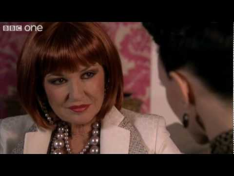 Davina Hits On Stephanie Beacham  Material Girl  Series 1 Episode 6 P  BBC One