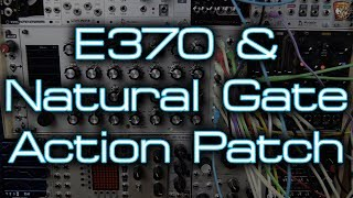 Synthesis Technology E370 & Rabid Elephant Natural Gate - Action Patch!