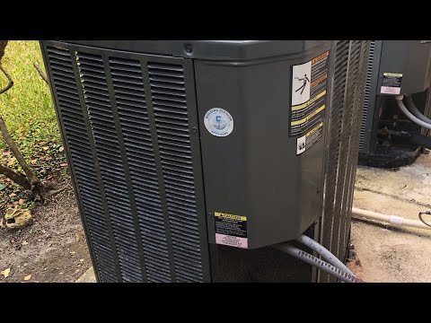 How to clean AC coils to your exterior unit