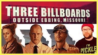 Three Billboards Outside Ebbing, Missouri Movie Review | The Ruby Tuesday