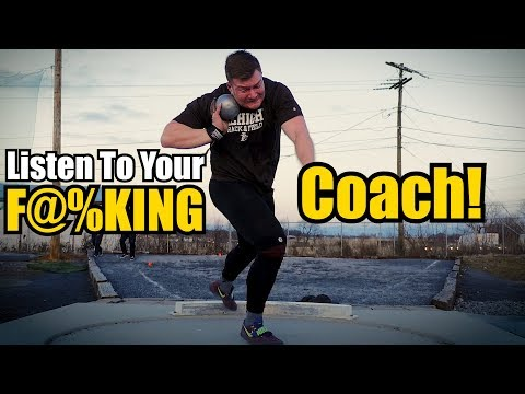 Listen To Your Coach! | GS Throws 27