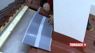 обшивка дымохода алюминиевой лентой(Инструктаж по обшивке дымохода алюминиевой лентой. На видео представлены основные моменты и особенности..., 2015-04-01T10:58:03.000Z)