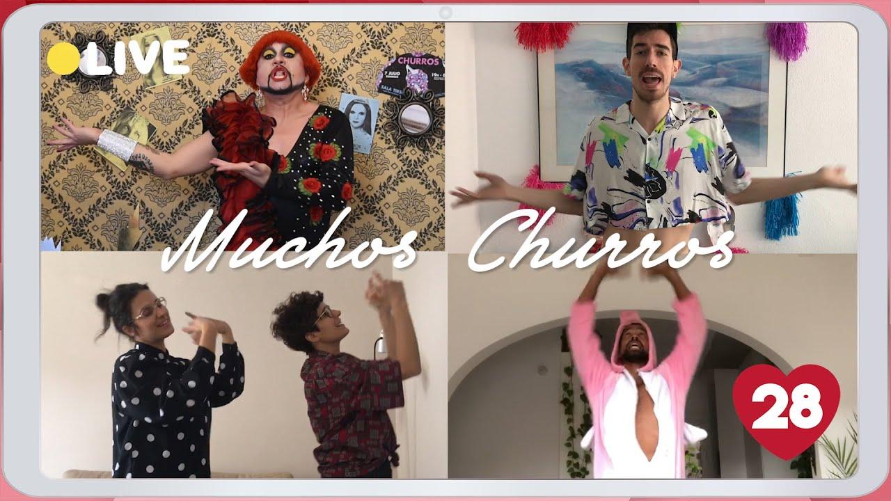 Muchos Churros (Vídeo oficial)