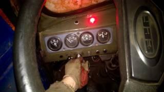 УАЗ-буханка: как должен работать двигатель (хороший пуск)