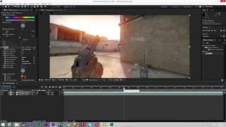 как сделать светящееся небо в Sony Vegas и After EffectsHow to make glowing skyTUTORIAL