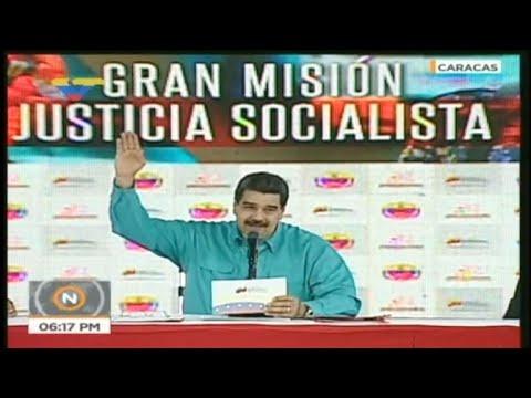 afpbr: Maduro pede que 'não devolvam' Ledezma