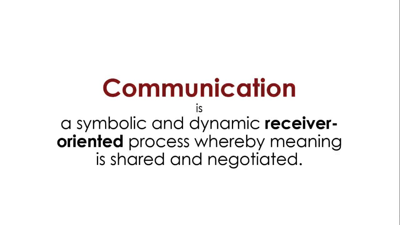 Defining communication youtube defining communication buycottarizona Images