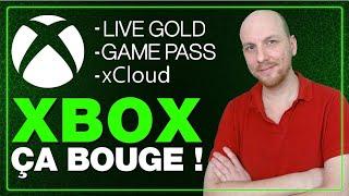 Xbox : le jeu en ligne BIENTÔT GRATUIT ?
