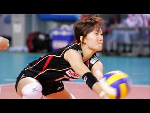 【女子バレー】世界に誇る名レシーバー!驚異的なレシーブ力の佐野優子選手highlight【バレーボール】Yuko Sano【volleyball】